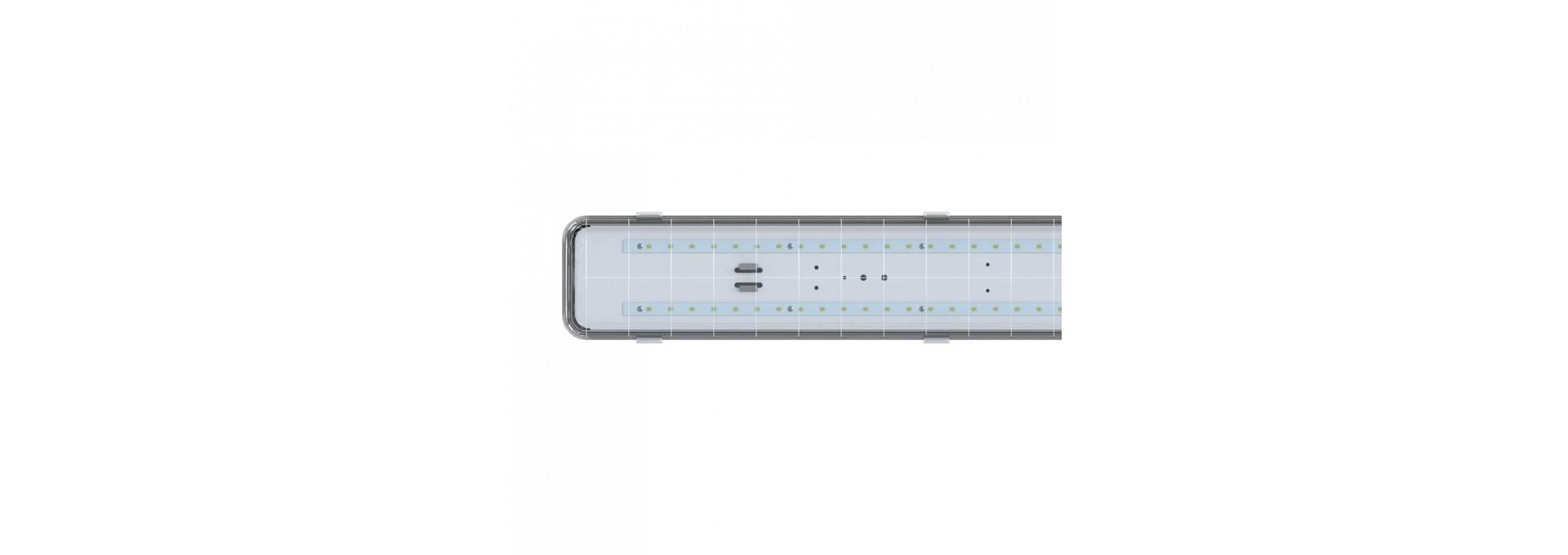 Айсберг 40 1250мм 6500К Прозрачный