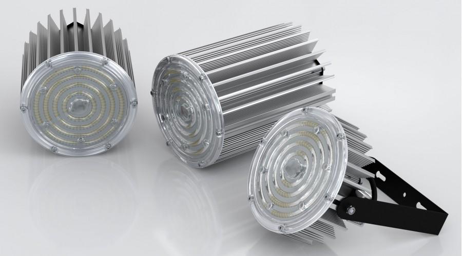 Новые SMD светильники Профи v2.0 и Прожектор v2.0 уже в продаже!