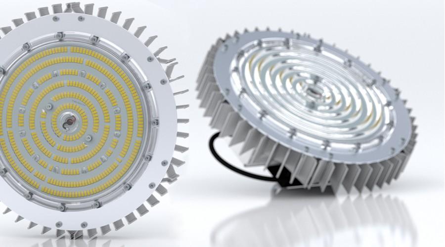 Профи v3.0 Мультилинза - рекордсмен промышленного освещения!