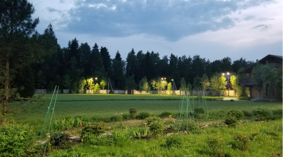 Коттеджный поселок «Андреевский парк»