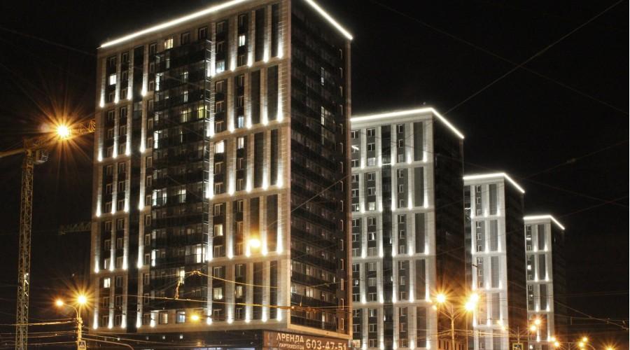 Комплекс апарт-отелей VALO