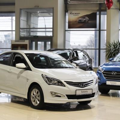 "Автосалон ""Hyundai Дакар"""