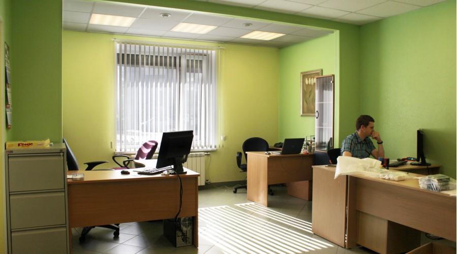 Офис компании BoxTrade