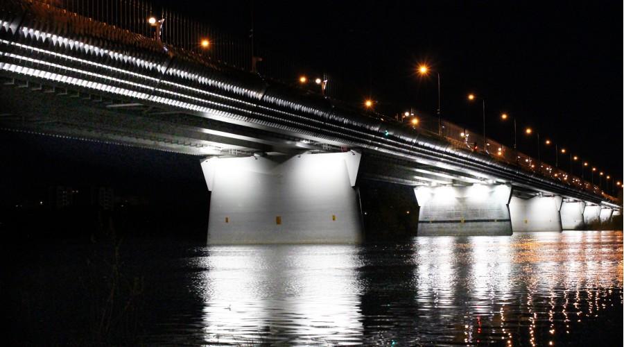Деревяницкий мост, Великий Новгород