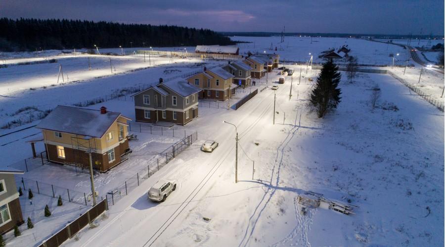 Деревня Истинка