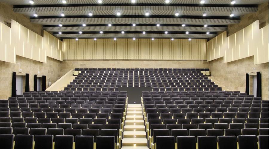 Концертный зал ДК «Капотня»