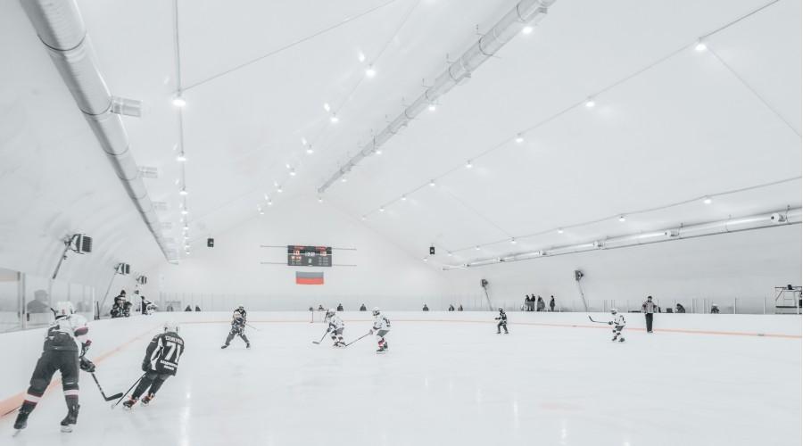 Ледовый каток «Союз Спорта»