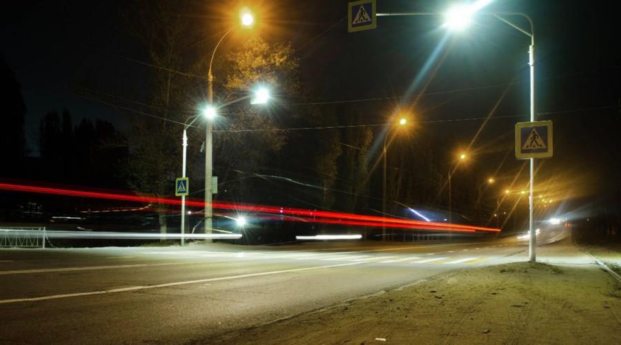 Пешеходные переходы в городе Липецк