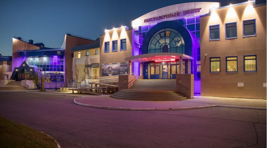 Фасад музея имени И.С. Шемановского, г. Салехард