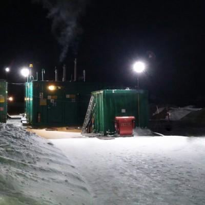 Дизель-генерирующий комплекс, г. Нефтеюганск