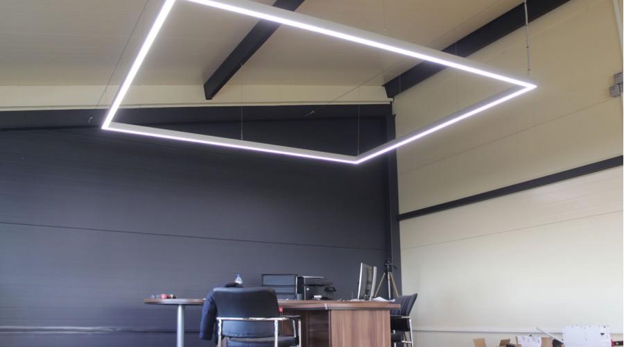 Освещение офиса и дирекции
