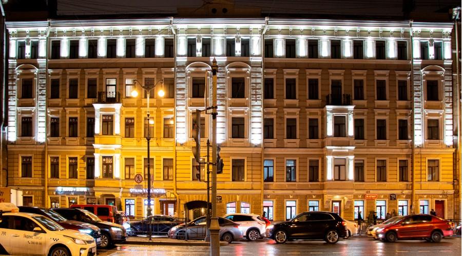 """Отель """"VOX HOTEL"""""""