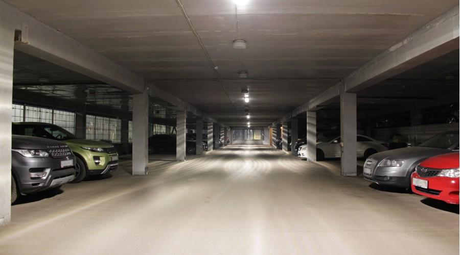Паркинг ООО «Электрокомплект»