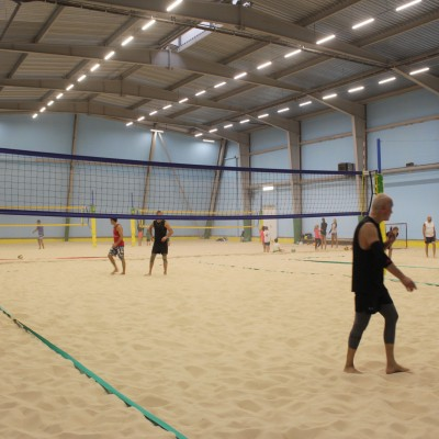 Центр пляжных видов спорта «ПЕСОК»