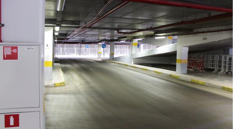 Паркинг ТЦ «Капитолий»