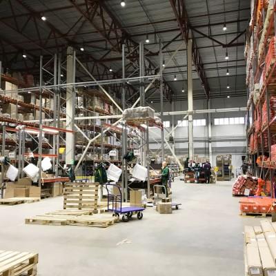 Новые складские помещения ТД «Тинко»