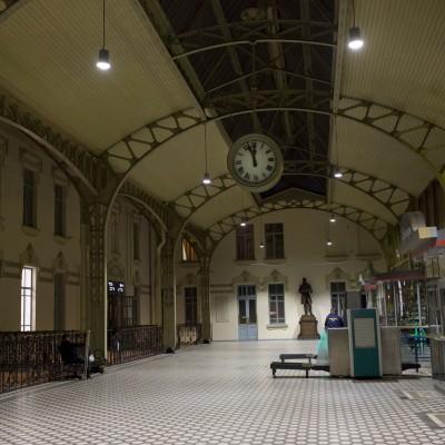 Витебский ж/д вокзал