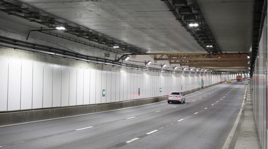 Волоколамский и Ленинградский тоннели, г. Москва