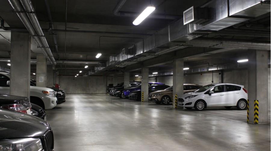 Паркинг ЖК «Шведская крона»