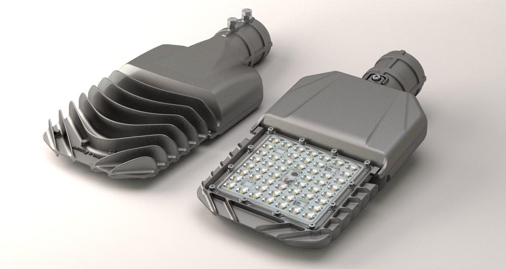 Расширение линейки уличных светильников