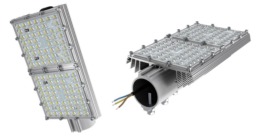 Новые светильники Магистраль v2.0 Мультилинза Энергосервис