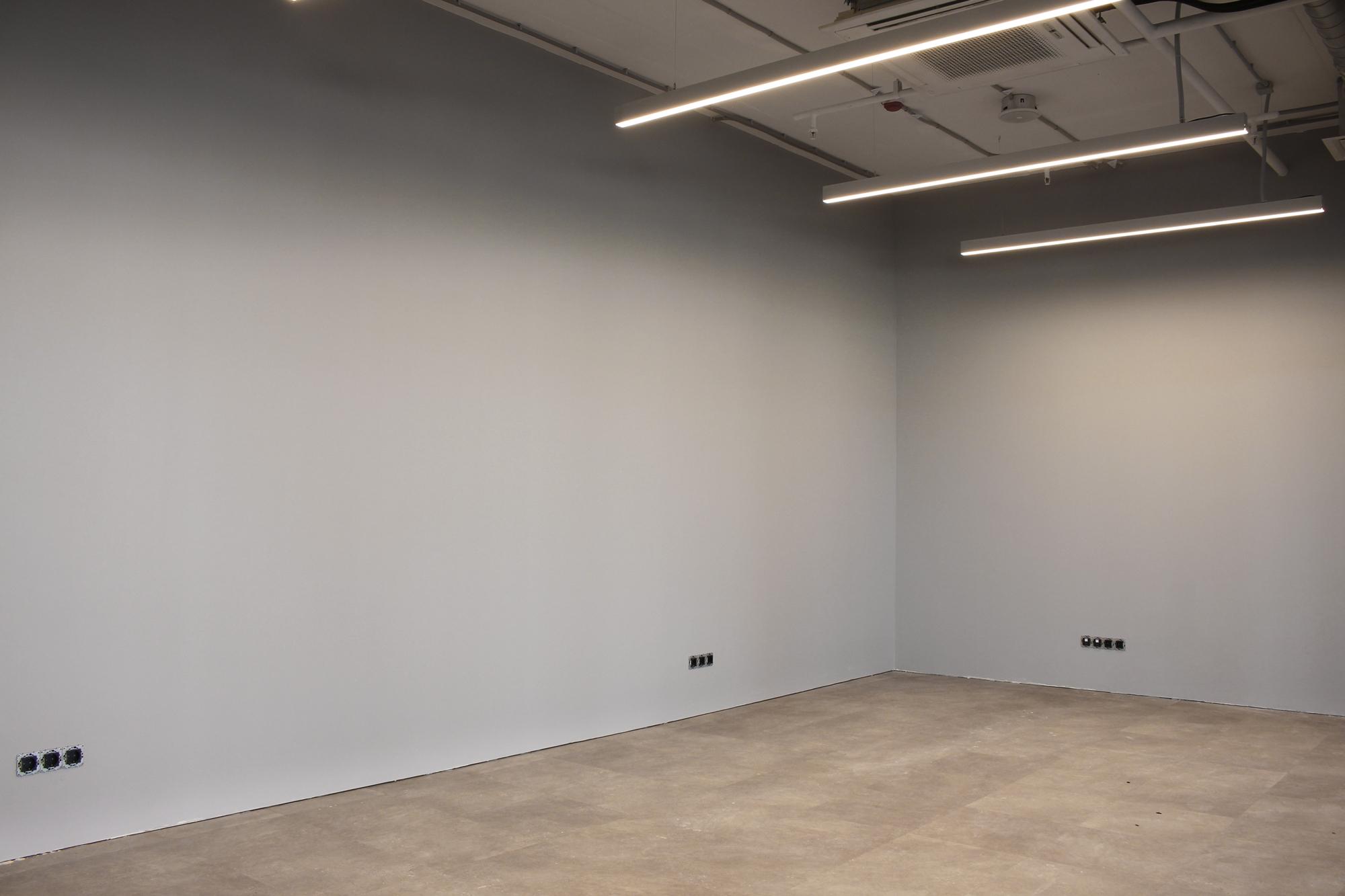 """Освещение офисов бизнес центра """"Атлантик Сити"""""""