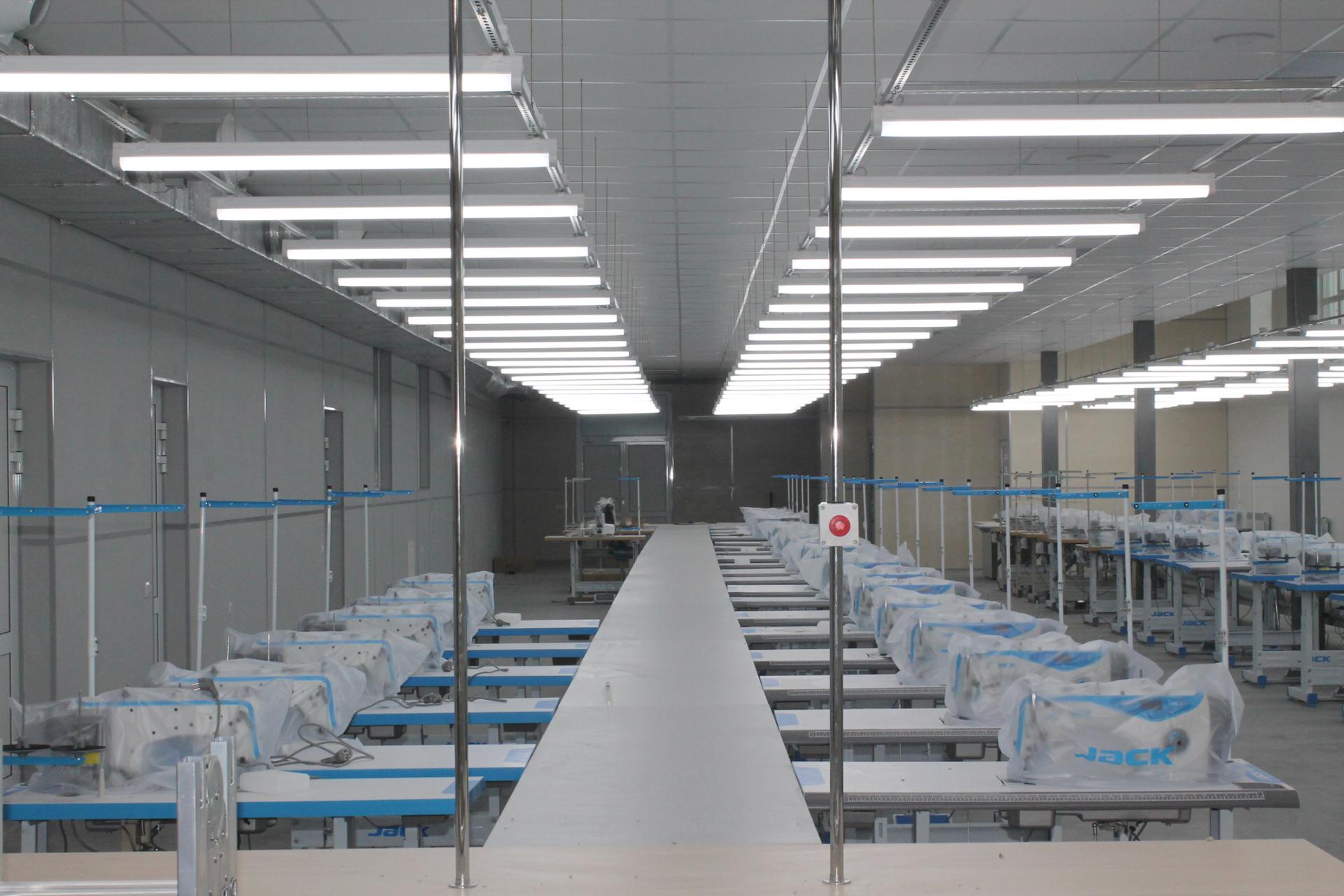 Швейная фабрика г. Кинешма